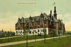 City Hall, St. Louis, Missouri
