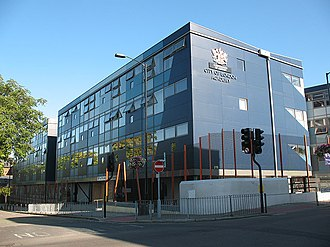 City of London Academy, Southwark - Image: City of London Academy, Southwark geograph.org.uk 1449474