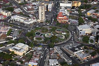 Ciudad Ojeda - Alonso de Ojeda Square.