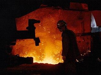 Spartan Steel & Alloys Ltd v Martin & Co (Contractors) Ltd - Image: Clabecq JPG01