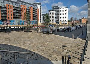 Leeds Dock - Leeds Dock