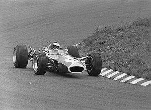 9 Days in Summer - Clark and his Lotus Ford