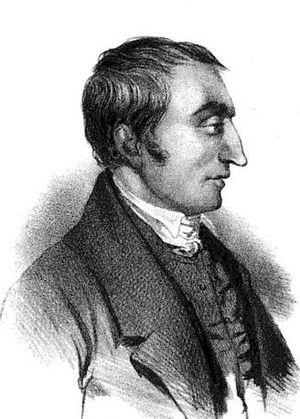 Claude Henri de Rouvroy, comte de Saint-Simon - Image: Claude Henri de Saint Simon