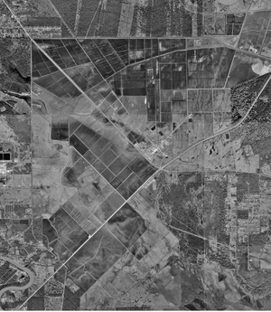 Clemens Unit - Aerial photograph, January 23, 1995 - U.S. Geological Survey