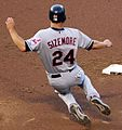 Cleveland Indians center fielder Grady Sizemore (24) (5938674261).jpg
