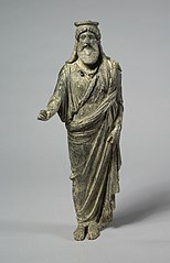 Statuette of Dionysos
