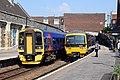 Clifton Down railway station 158958 166203.jpg