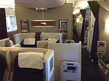 Boeing 777-200ER Club World