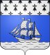 Coat of arms of Roscoff