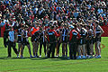 Coach Ross Lyon addresses team, St Kilda FC 01.jpg
