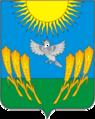 Coat of Arms of Vorobyovsky rayon (Voronezh oblast).png