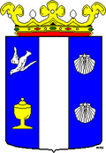 Coat of arms of Simpelveld.png