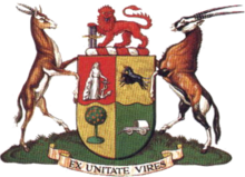 Brasão de África do Sul (1930-1932) .png