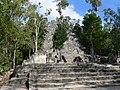 Cobá - Pyramide Iglesia 1.jpg