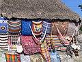 Cobá - Touristenstände 5.jpg