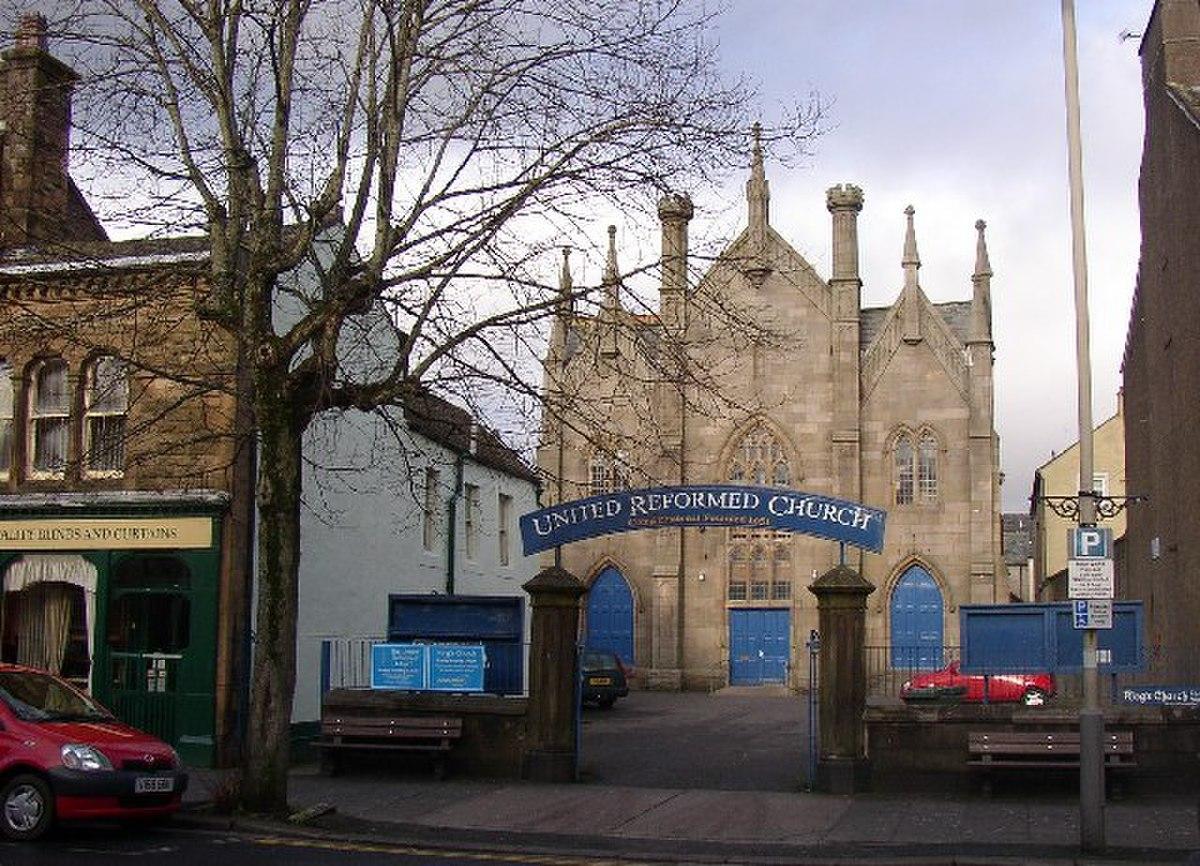 Cockermouth United Reformed Church - geograph.org.uk - 86522.jpg