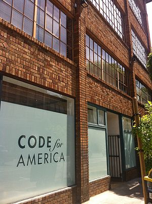 Code for America - Code for America building in San Francisco