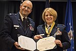 Col. Patty Wilbanks retires after 27 years of service (29909157971).jpg