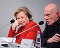 Colette Avital, Ralf Fücks.jpg
