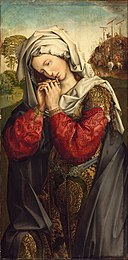 Colijn de Coter - The Mourning Mary Magdalene - Google Art Project.jpg
