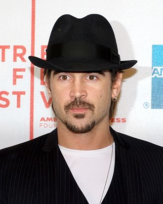 Colin Farrell -  Farrell at the premiere of Ondine at the 2010 Tribeca Film Festival
