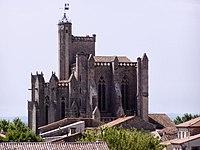 Collegiate Church, Capestang, France.jpg