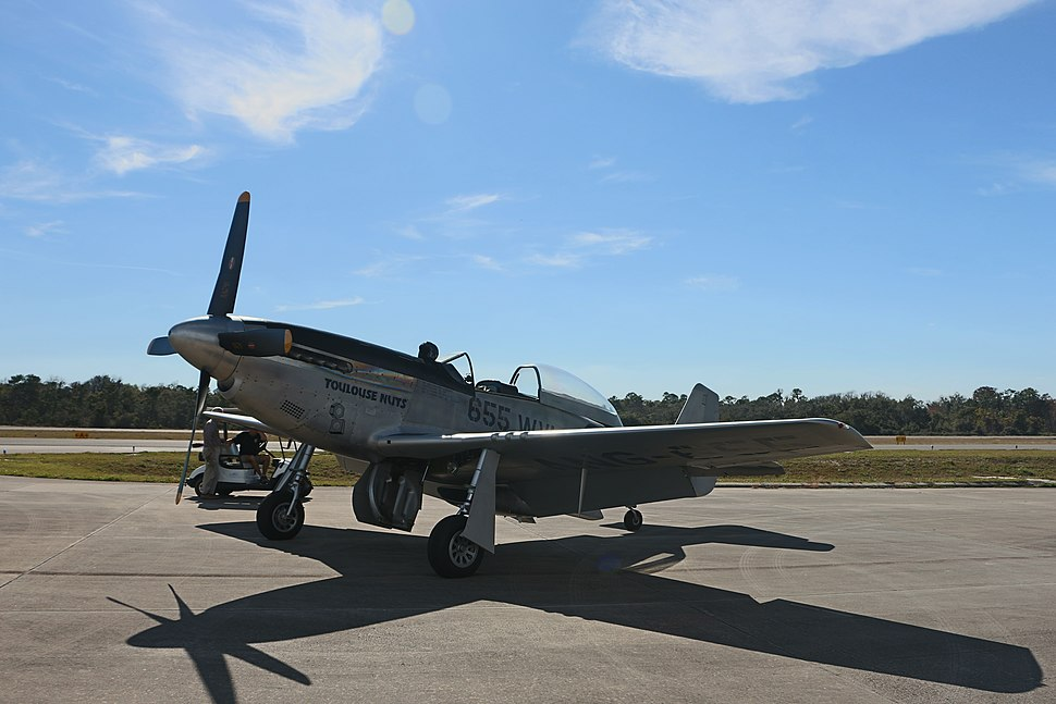 Collings Foundation's TF-51D