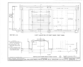 Colonel Paul Wentworth House, Dover Street (moved to MA, Dover), Dover, Strafford County, NH HABS NH,9-SALFA,1- (sheet 36 of 41).png