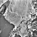 Columbia Glacier, Calving Terminus, Heather Island, November 7, 1985 (GLACIERS 1377).jpg