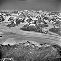 Columbia Glacier, West Branch, Valley Glacier Icefalls, August 25, 1969 (GLACIERS 1032).jpg