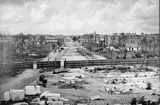 Columbia, South Carolina in the American Civil War history of South Carolina during the Civil War