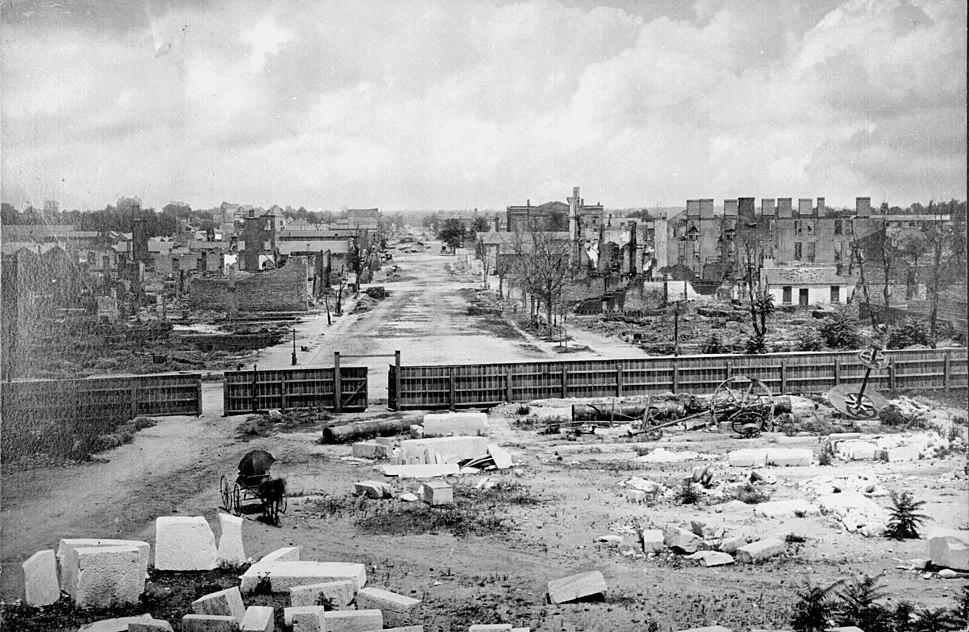 Columbia sc ruins