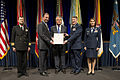 Commemoration of DoD's role in destroying Syria's chemical weapons 141112-D-DT527-153.jpg