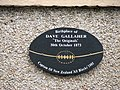 Commemorative plaque - geograph.org.uk - 772155.jpg