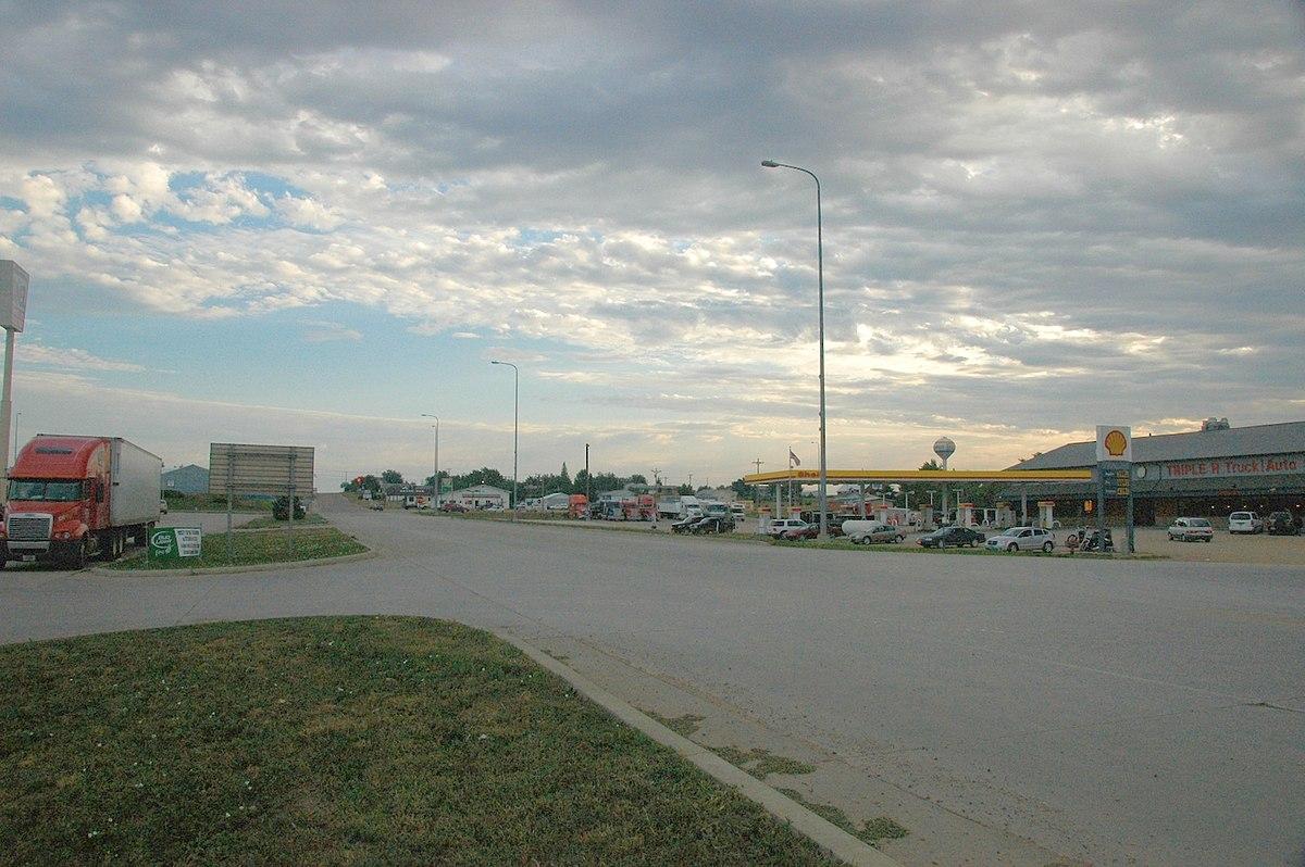 Murdo, South Dakota - ...