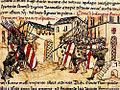 Communal fight in Bologna (Sercambi).jpg