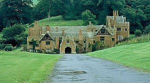 Compton Wynyates - Compton Wynyates, Warwickshire, circa 1983
