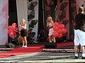 "Concert of Dziewczyny during IV Meeting Of Fans of the TV Series ""M jak miłość"" in Gdynia 2010 - 02.jpg"
