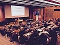 Conférence Wikipedia à Genève 29.09.2015.jpg