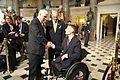 Congressmen Steve Israel and Mike Pence with Lt. James Byler in Statuary Hall.jpg