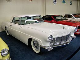 Lincoln Mark Series Wikipedia