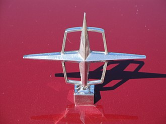 Continental Mark II - Hood ornament, Continental Mark II