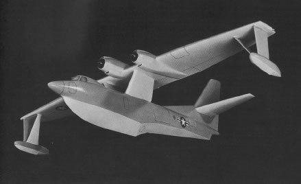 Convair P6Y