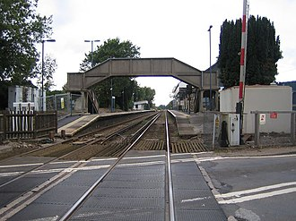 East Coastway line - Cooksbridge railway station