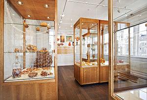 Copenhagen Amber Museum - Image: Copenhagen Amber Museum interior