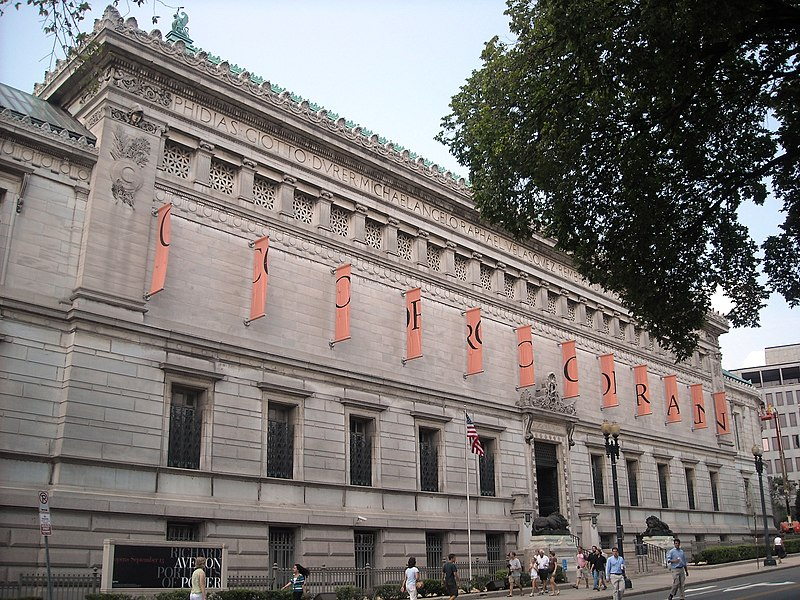 File:Corcoran Gallery and School of Art.JPG