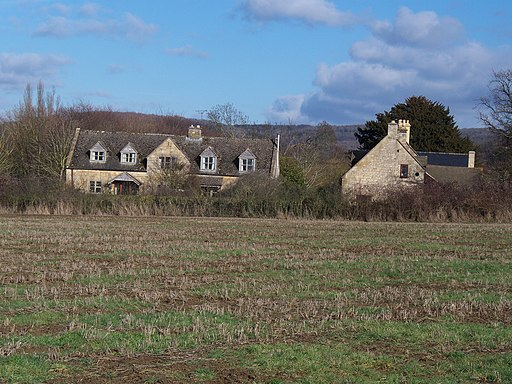 Cottages on Salters's Lane - geograph.org.uk - 1727236