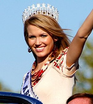 Miss Arizona USA - Courtney Barnas, Miss Arizona USA 2007