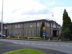 Rowley Regis Council House