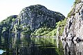 Crags on Loch Maree - geograph.org.uk - 434767.jpg